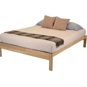Nomad 2 Platform Bed by KD..