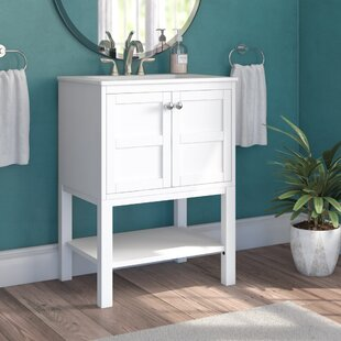 Camellia 24 Single Bathroom Vanity Set by Charlton Home