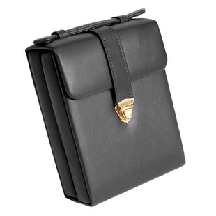 Buying Suede Lined Jewelry Case ByRoyce Leather