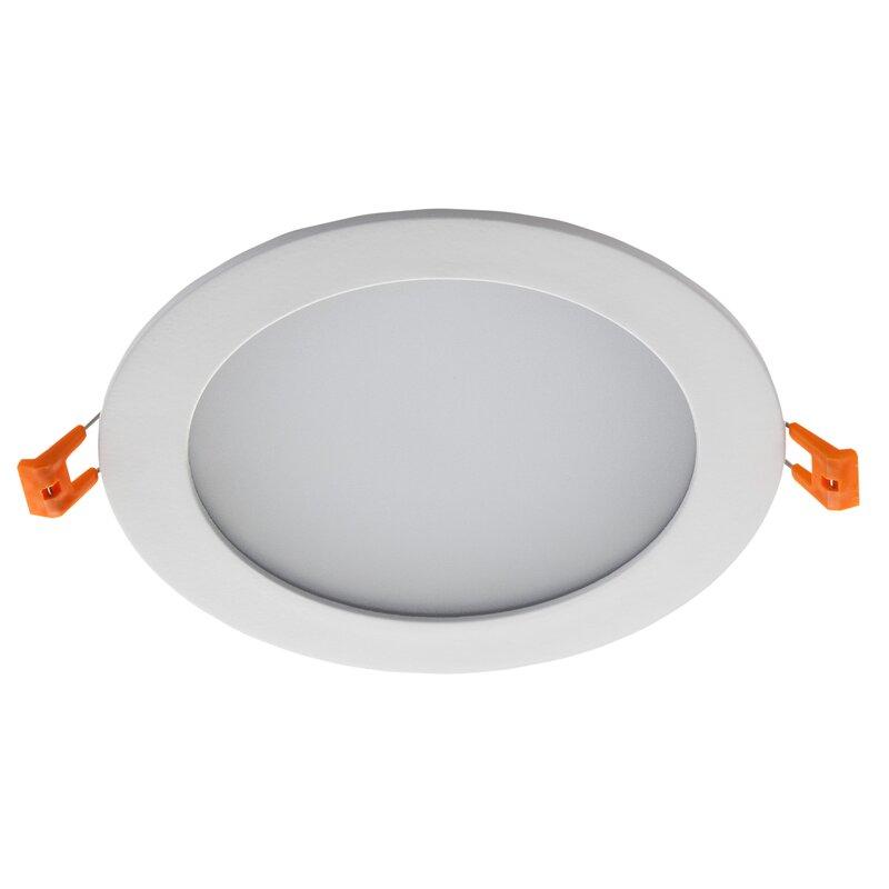 Ultralux 6 Led Slim Profile Recessed Lighting Kit Wayfair