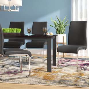 Burner Side Chair (Set Of 4) by Wade Logan #1