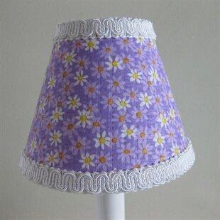 Dancing Daisies 11 Fabric Empire Lamp Shade
