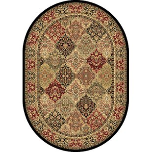 Best Price Attell Oriental Multi Area Rug By Astoria Grand