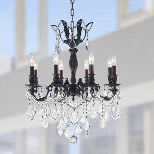 Astoria Grand Dodson 8-Light Chandelier