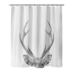 Applegate Deer Shower Curtain