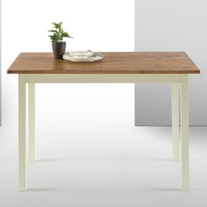 Stetler Modern Dining Table by August Grove