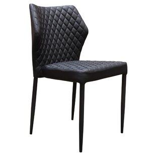 Diamond Sofa Milo Upholstered Dining Chair (Set of 4)