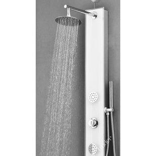 Luxier Diverter Dual Shower Head Shower Panel