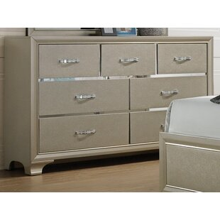 House of Hampton Zed 7 Drawer Dresser