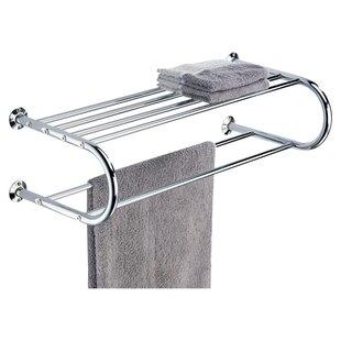 Best Orrin Wall Mounted Towel Rack ByOrganize It All