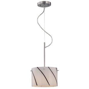 Wrought Studio Rayan 1-Light Pendant