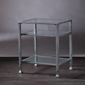 Willa Arlo Interiors Pasha End Table