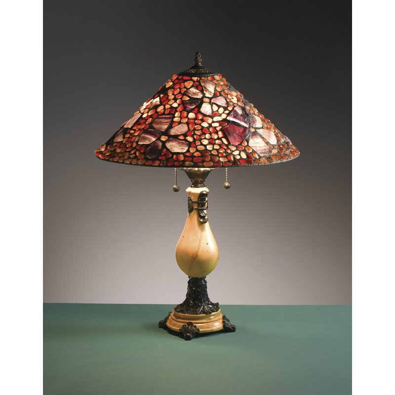 "AA Importing Tiffany 26"" Table Lamp"