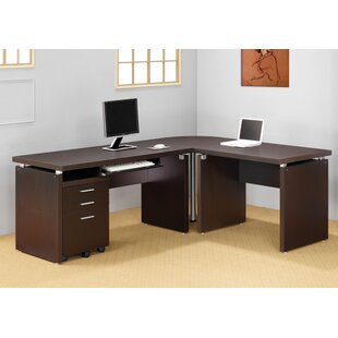 L-Shape Executive Desk