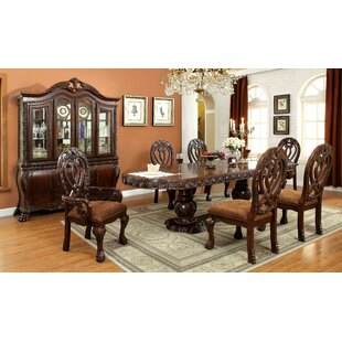 Dolores 7 Piece Extendable Dining Set by Hokku Designs