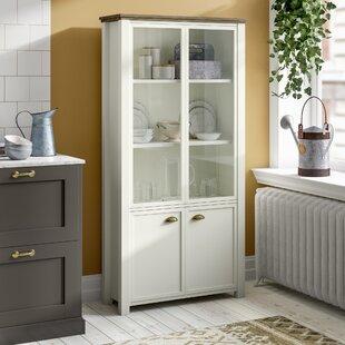Melton Mowbray Display Cabinet