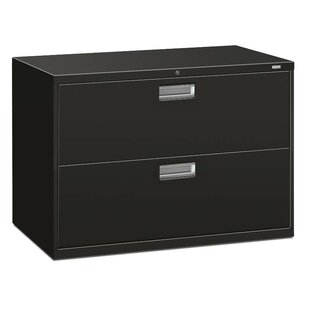 HON Brigade 600 Series 2-Drawer Lateral F..