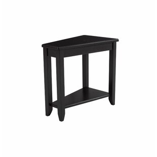 Amelie Wedge End Table