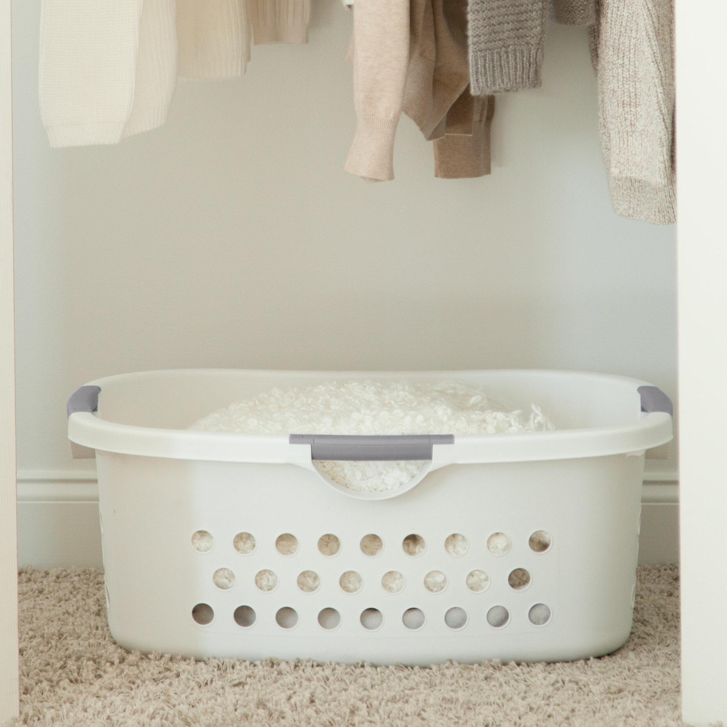 Iris Comfort Carry Laundry Basket