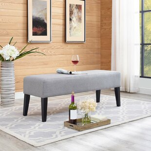 Ebern Designs Abeale Upholstered Bench