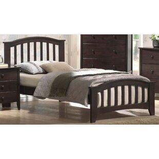 Wooden Platform Bed by Winston Porter Sale