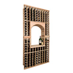 Vintner 126 Bottle Floor Wine Rack by Win..