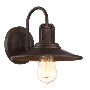 Compare & Buy Tracy Outdoor Barn Light By Gracie Oaks