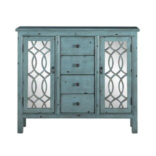 Cherie 4 Drawer Accent Cabinet by House of Hampton