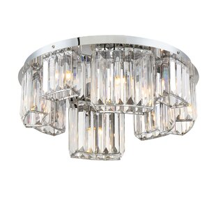 Eurofase Lumino 8-Light Flush Mount