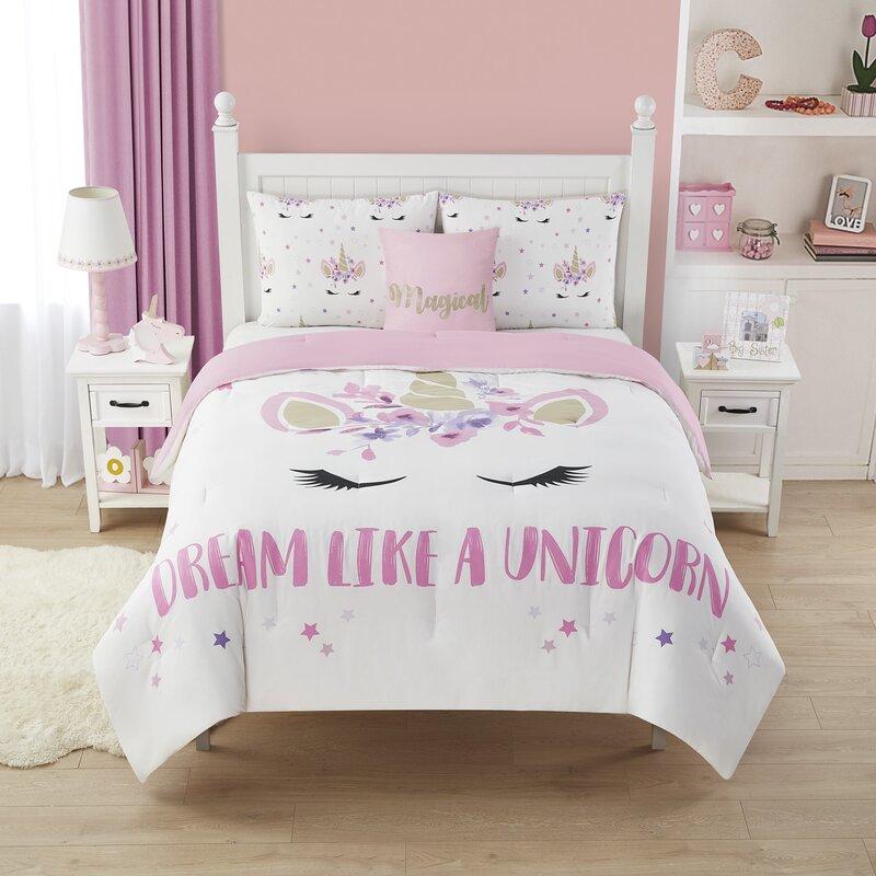 Arnett Comforter Set by Zoomie Kids