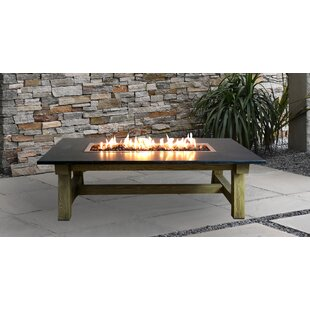 Workshop Outdoor Coffee Concrete Fire Pit Table