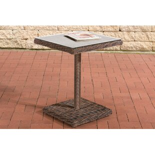 Rixensart Rattan Bistro Table By Sol 72 Outdoor