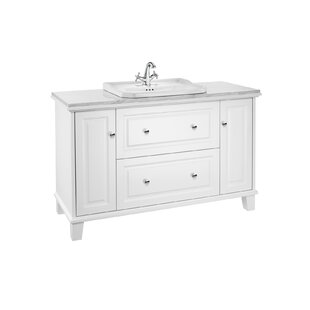 Carmen 130cm Single Vanity Top By Roca