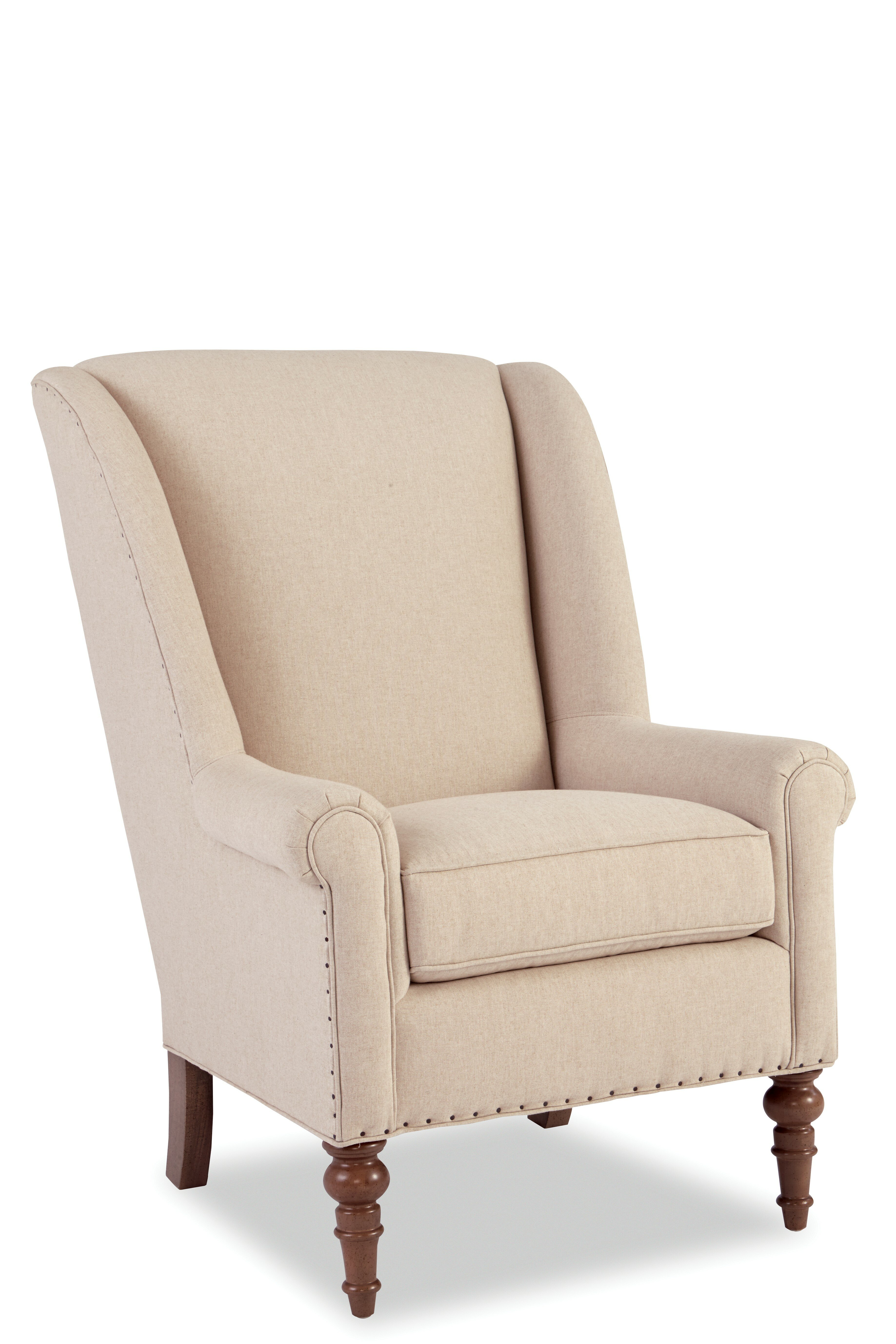 Craftmaster Montford Wingback Chair
