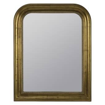 Cooper Classics Camden Industrial Beveled Distressed Accent Mirror Reviews Perigold