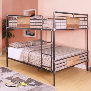 Brantley Queen Over Queen Bunk Bed by ACME Furniture