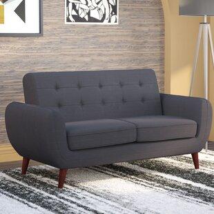 Diara Living Room Loveseat by Zipcode Design