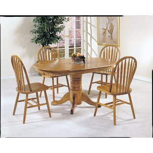 August Grove Hogge Extendable Dining Table