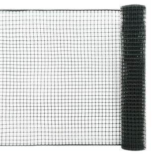 Symple Stuff Garden Fence Mesh Hdpe 25X1.2 M Green By Symple Stuff