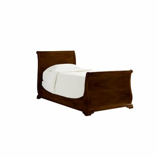Teaberry Lane Sleigh Bed