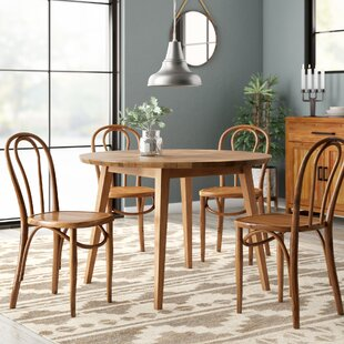 Burgan Solid Wood Dining Table