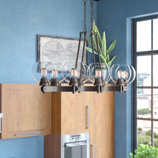 Fulton 8-Light Kitchen Island Pendant by Trent Austin Design