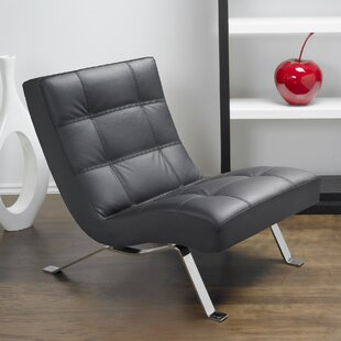 Lind Furniture Avalon Top Grain Leather Lounge Chair
