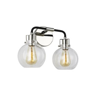 Wrought Studio Michelson 2-Light Vanity Light