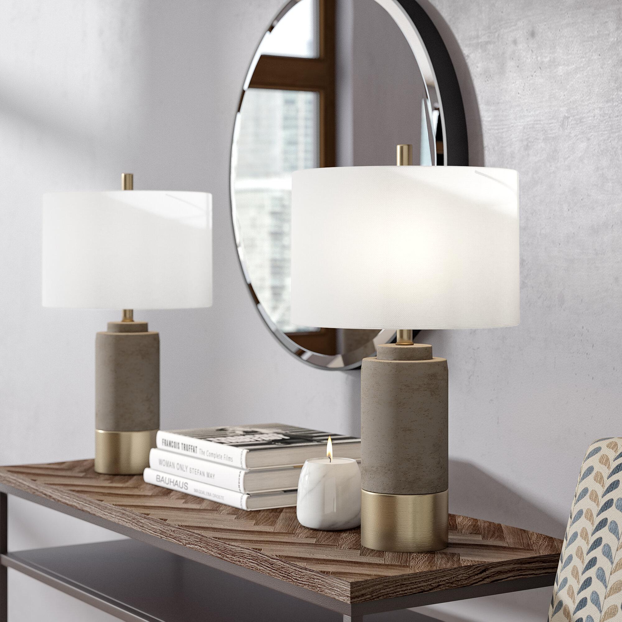 "Choudhury 9"" Table Lamp"