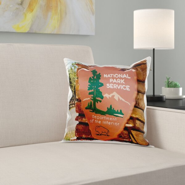 National Park Pillow Wayfair