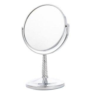 Rebrilliant Escarcega Spiral Stem Midi Makeup/Shaving Mirror