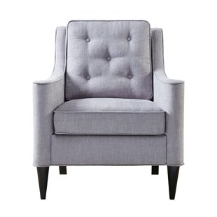 Alston Rolled Armchair by Dar by Home Co