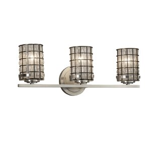 Williston Forge Demaio 3-Light Vanity Light
