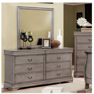 Charlton Home Westminster 4 Drawer Dresser